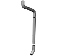 Syöksytorvi ø100mm Tuotekuva