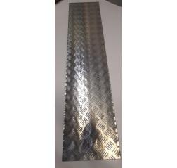 Alumiinilevy nystyrä 2mm, 357x1250mm Tuotekuva